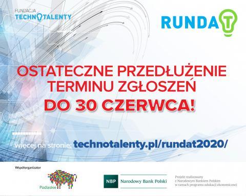 zgłoszenie do Rundy T został przedłużony do 30 czerwca 2021